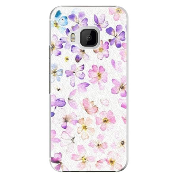 Plastové puzdro iSaprio - Wildflowers - HTC One M9