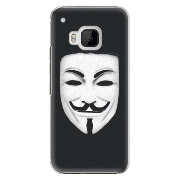 Plastové puzdro iSaprio - Vendeta - HTC One M9