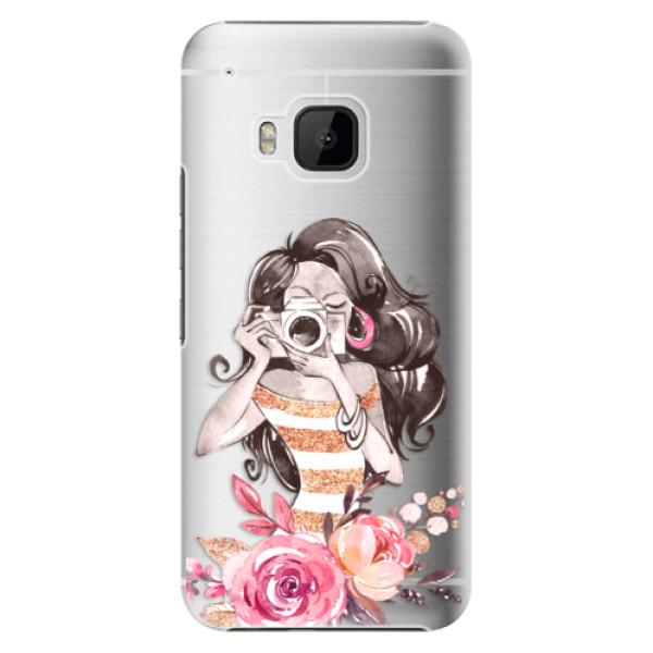 Plastové puzdro iSaprio - Charming - HTC One M9