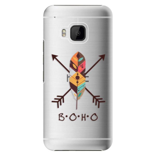 Plastové puzdro iSaprio - BOHO - HTC One M9