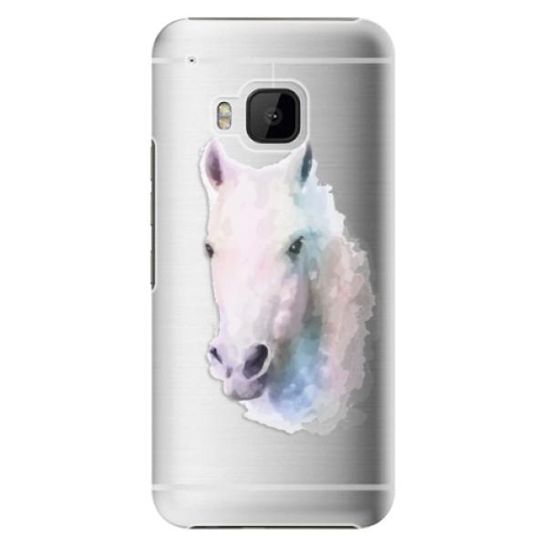 Plastové puzdro iSaprio - Horse 01 - HTC One M9