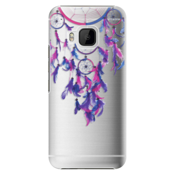 Plastové puzdro iSaprio - Dreamcatcher 01 - HTC One M9