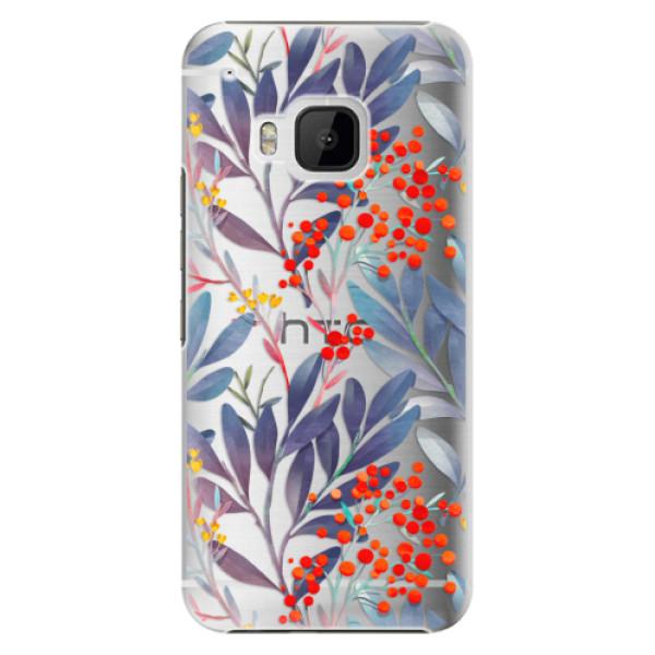 Plastové puzdro iSaprio - Rowanberry - HTC One M9