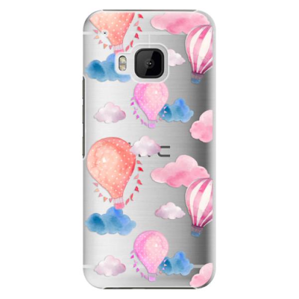 Plastové puzdro iSaprio - Summer Sky - HTC One M9