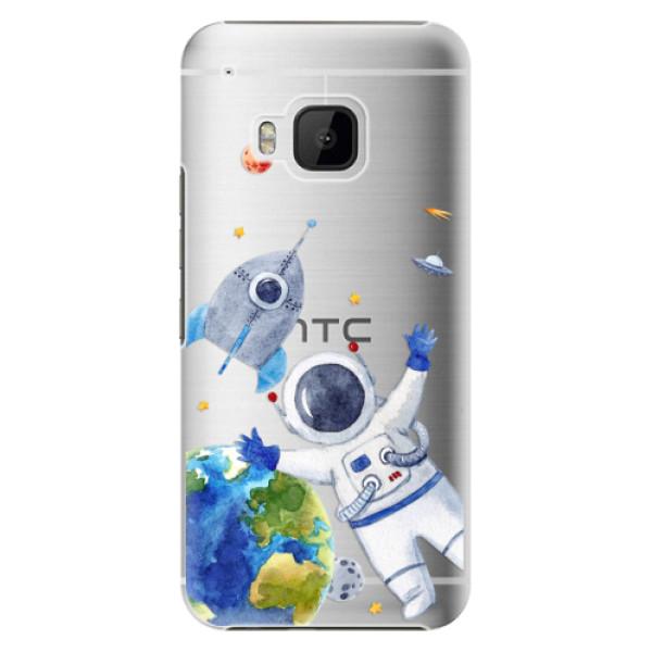 Plastové puzdro iSaprio - Space 05 - HTC One M9