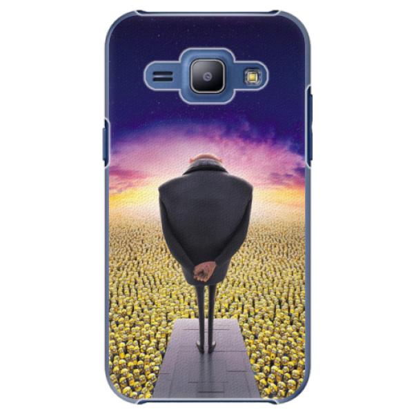 Plastové puzdro iSaprio - Gru - Samsung Galaxy J1