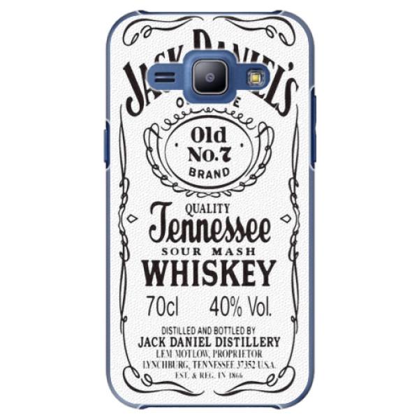 Plastové puzdro iSaprio - Jack White - Samsung Galaxy J1