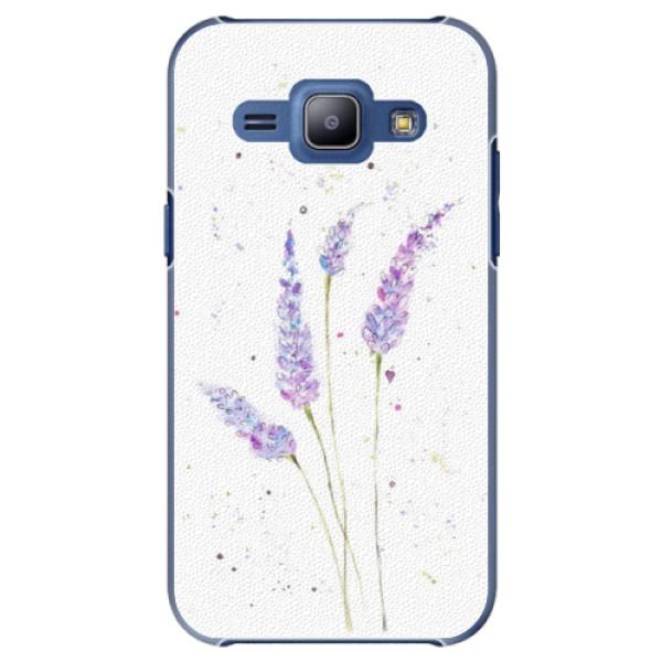 Plastové puzdro iSaprio - Lavender - Samsung Galaxy J1