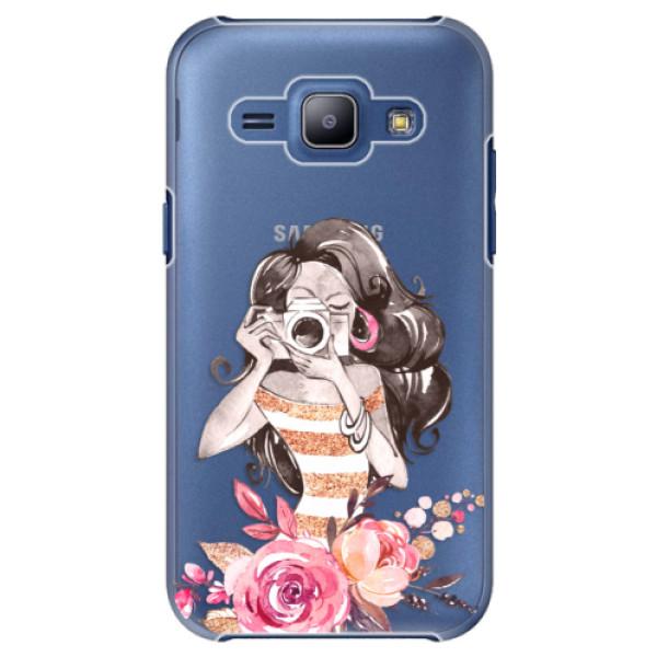 Plastové puzdro iSaprio - Charming - Samsung Galaxy J1