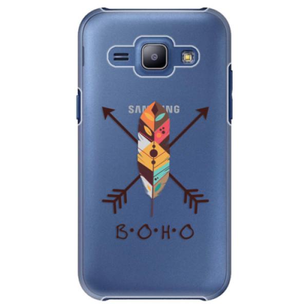 Plastové puzdro iSaprio - BOHO - Samsung Galaxy J1
