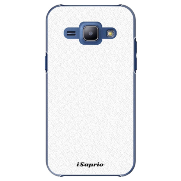Plastové puzdro iSaprio - 4Pure - bílý - Samsung Galaxy J1