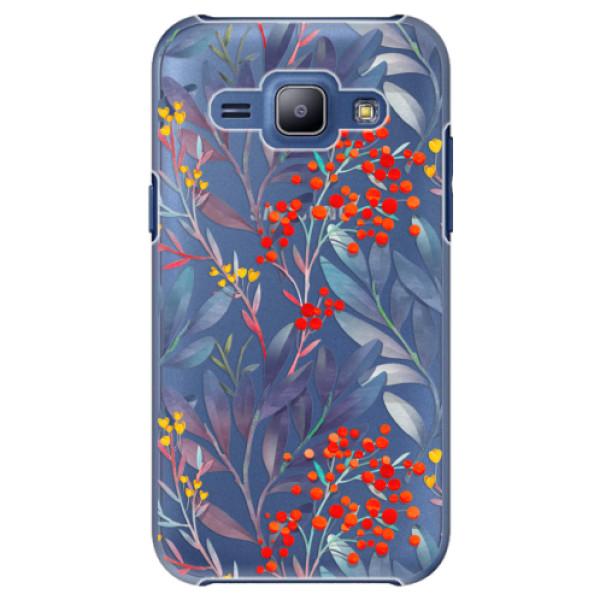Plastové puzdro iSaprio - Rowanberry - Samsung Galaxy J1