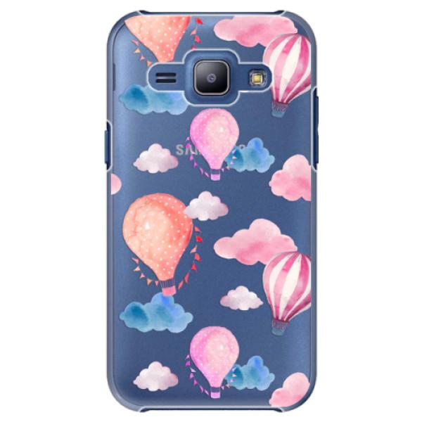 Plastové puzdro iSaprio - Summer Sky - Samsung Galaxy J1