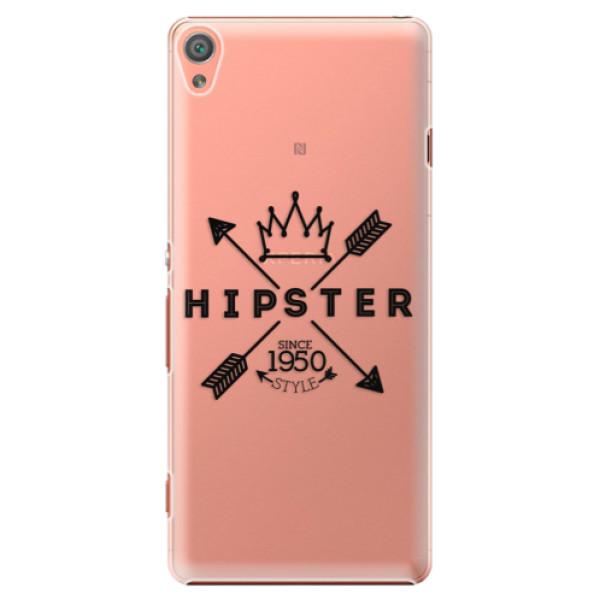 Plastové puzdro iSaprio - Hipster Style 02 - Sony Xperia XA
