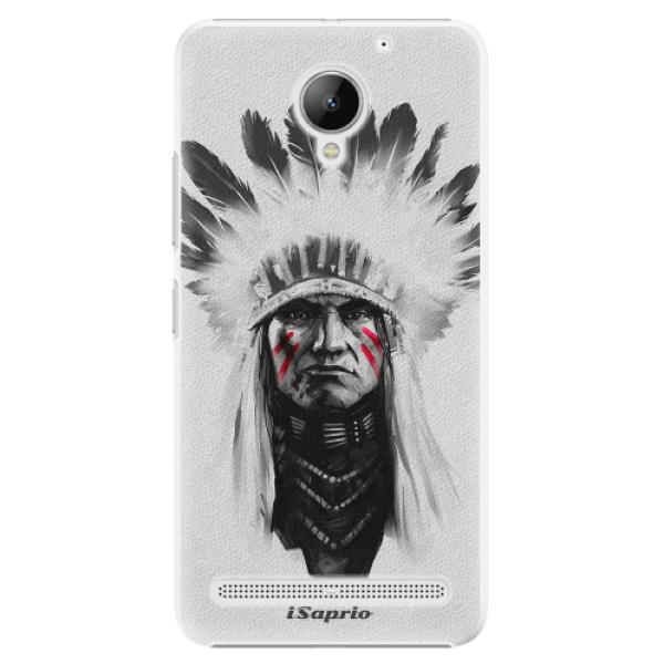 Plastové puzdro iSaprio - Indian 01 - Lenovo C2