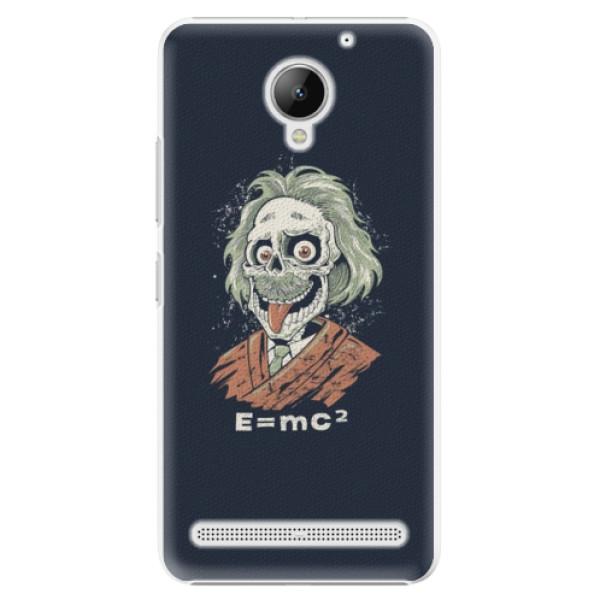 Plastové puzdro iSaprio - Einstein 01 - Lenovo C2