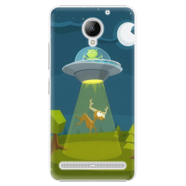 Plastové puzdro iSaprio - Alien 01 - Lenovo C2