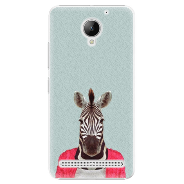 Plastové puzdro iSaprio - Zebra 01 - Lenovo C2
