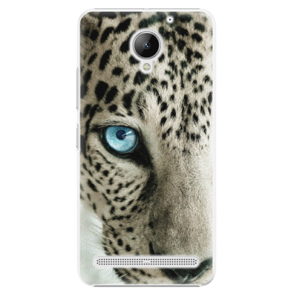 Plastové puzdro iSaprio - White Panther - Lenovo C2