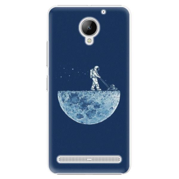Plastové puzdro iSaprio - Moon 01 - Lenovo C2