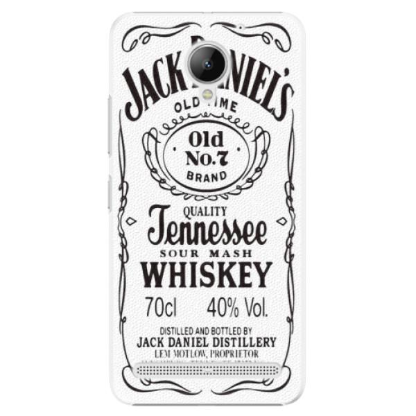 Plastové puzdro iSaprio - Jack White - Lenovo C2