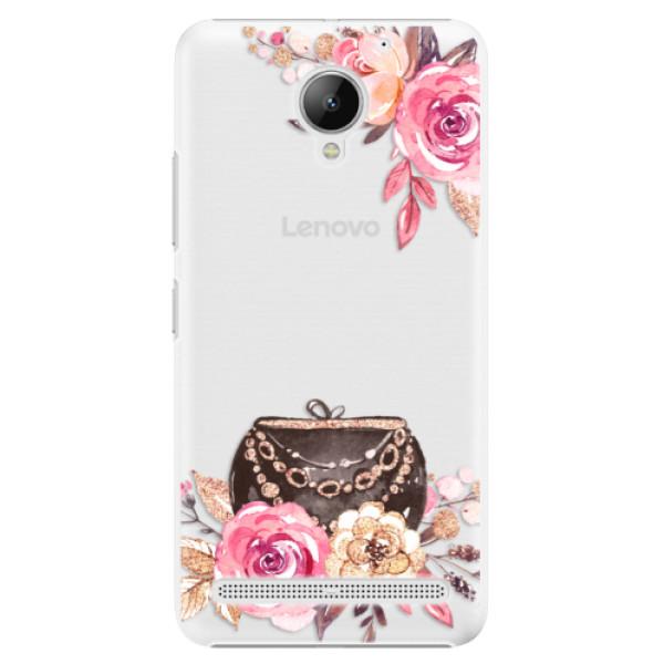 Plastové puzdro iSaprio - Handbag 01 - Lenovo C2