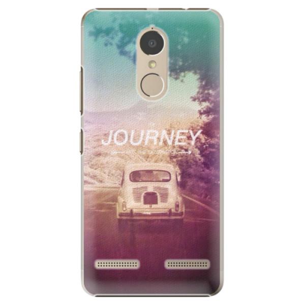 Plastové puzdro iSaprio - Journey - Lenovo K6