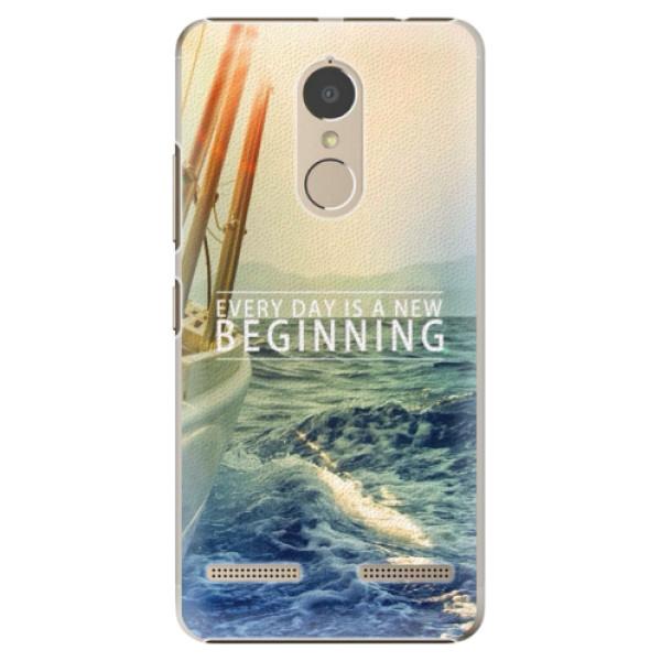 Plastové puzdro iSaprio - Beginning - Lenovo K6