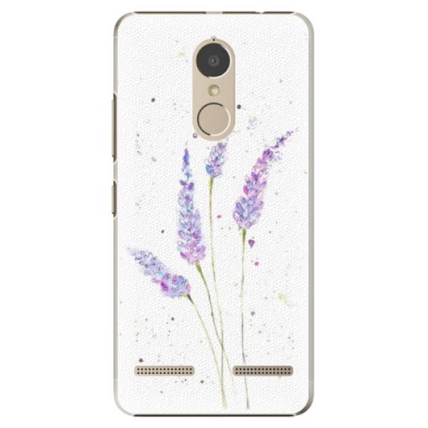 Plastové puzdro iSaprio - Lavender - Lenovo K6