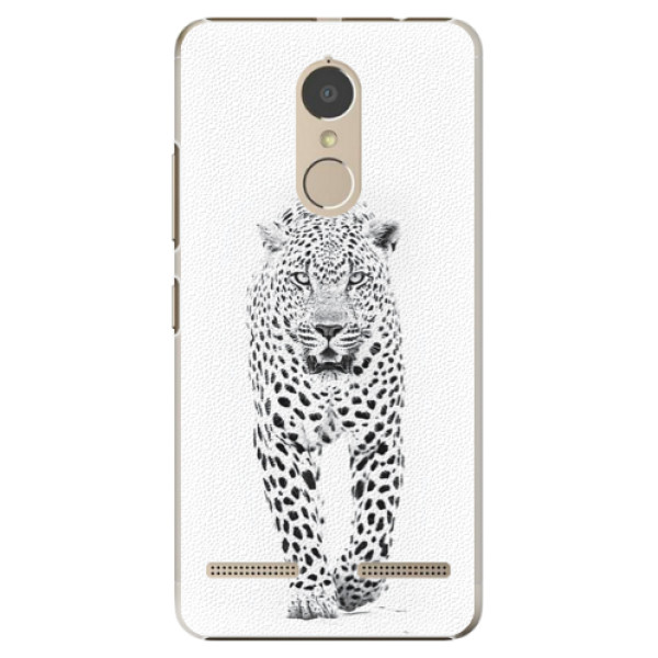 Plastové puzdro iSaprio - White Jaguar - Lenovo K6