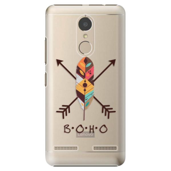 Plastové puzdro iSaprio - BOHO - Lenovo K6