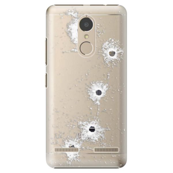 Plastové puzdro iSaprio - Gunshots - Lenovo K6