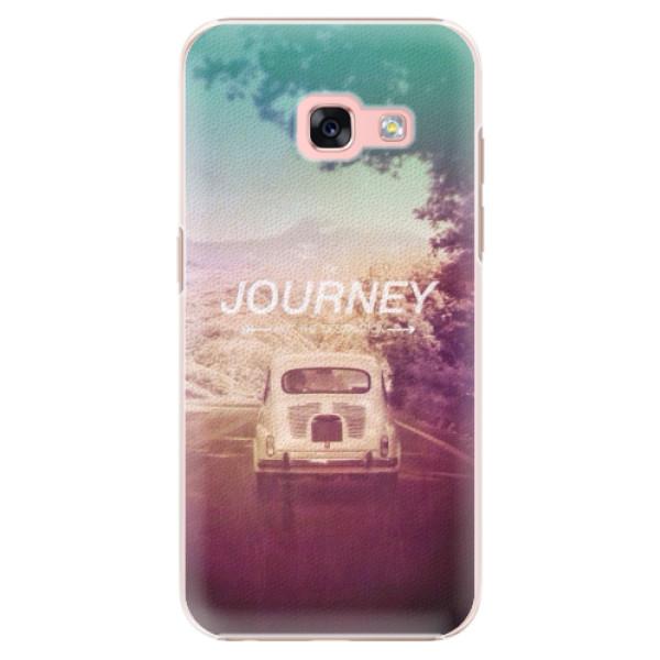 Plastové puzdro iSaprio - Journey - Samsung Galaxy A3 2017