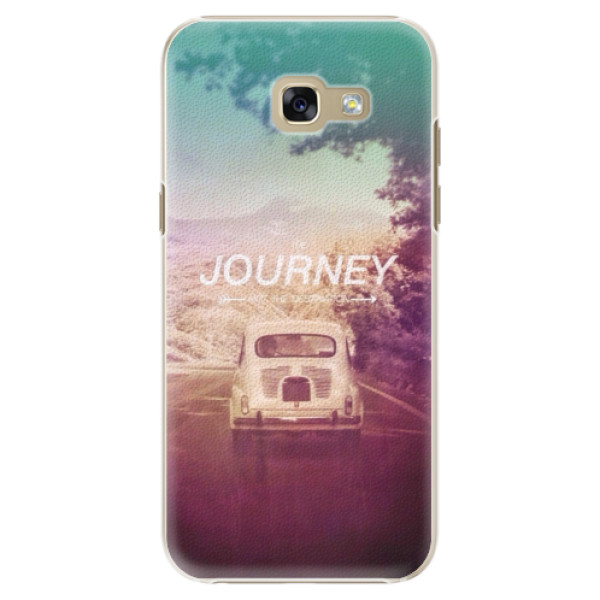 Plastové puzdro iSaprio - Journey - Samsung Galaxy A5 2017