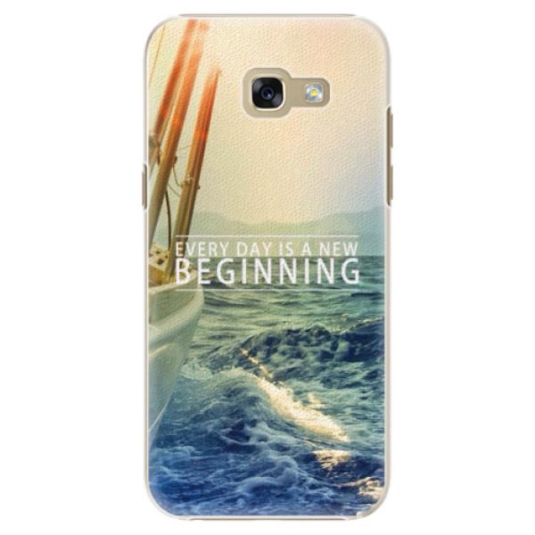 Plastové puzdro iSaprio - Beginning - Samsung Galaxy A5 2017