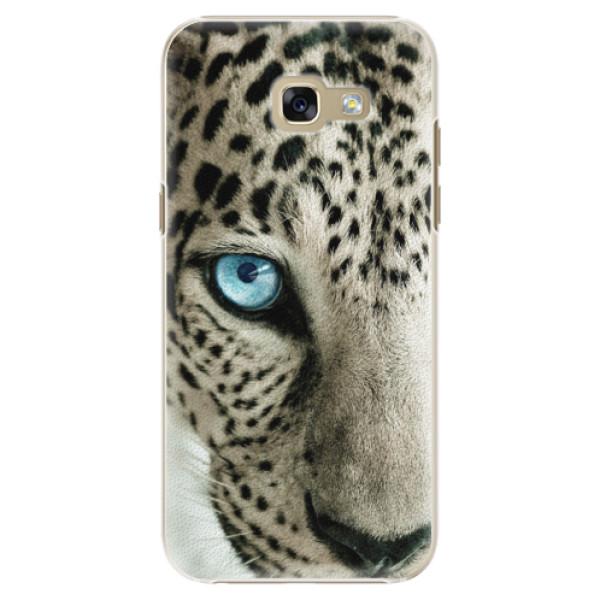 Plastové puzdro iSaprio - White Panther - Samsung Galaxy A5 2017