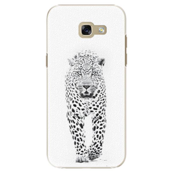 Plastové puzdro iSaprio - White Jaguar - Samsung Galaxy A5 2017