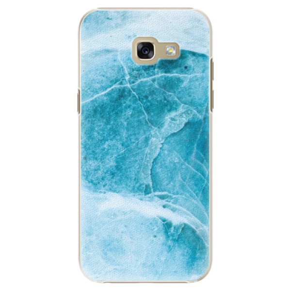 Plastové puzdro iSaprio - Blue Marble - Samsung Galaxy A5 2017
