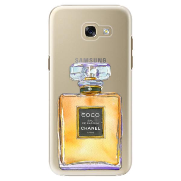 Plastové puzdro iSaprio - Chanel Gold - Samsung Galaxy A5 2017