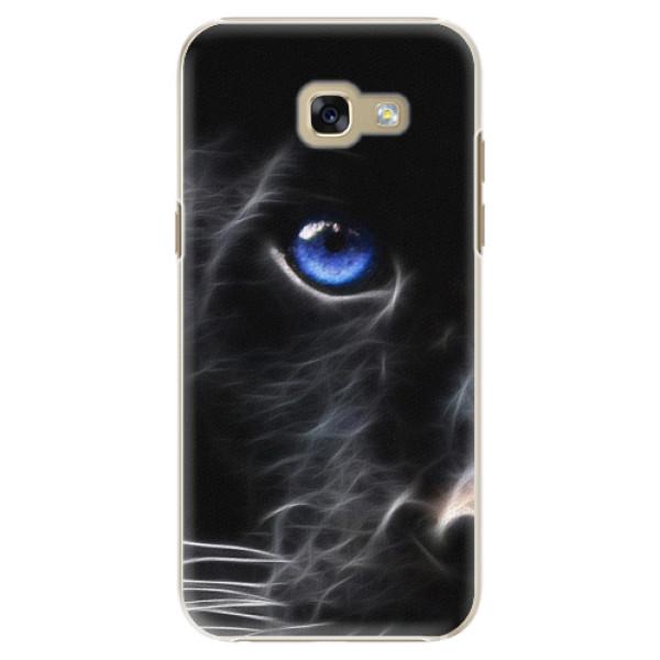 Plastové puzdro iSaprio - Black Puma - Samsung Galaxy A5 2017