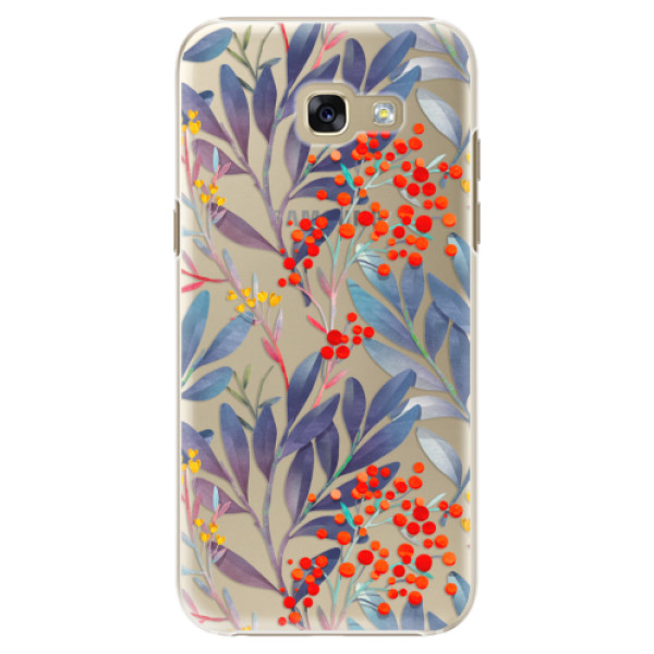 Plastové puzdro iSaprio - Rowanberry - Samsung Galaxy A5 2017