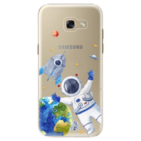 Plastové puzdro iSaprio - Space 05 - Samsung Galaxy A5 2017