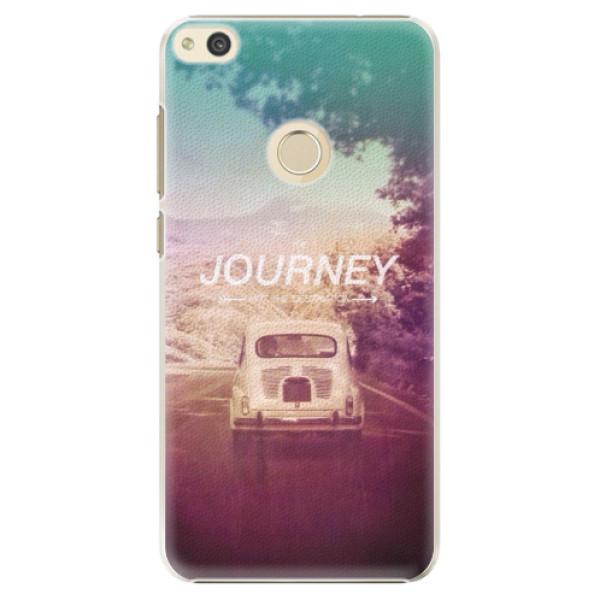 Plastové puzdro iSaprio - Journey - Huawei P8 Lite 2017