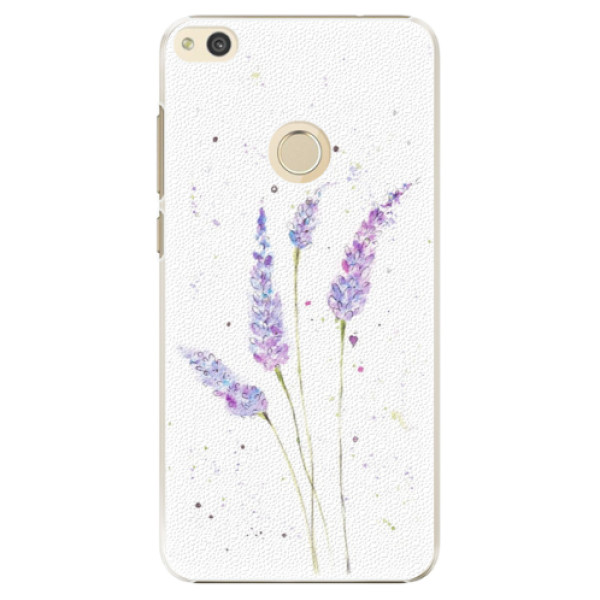 Plastové puzdro iSaprio - Lavender - Huawei P8 Lite 2017