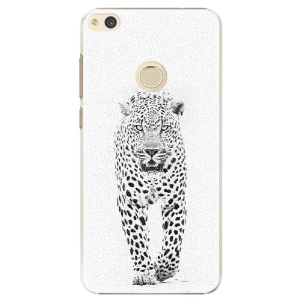 Plastové puzdro iSaprio - White Jaguar - Huawei P8 Lite 2017