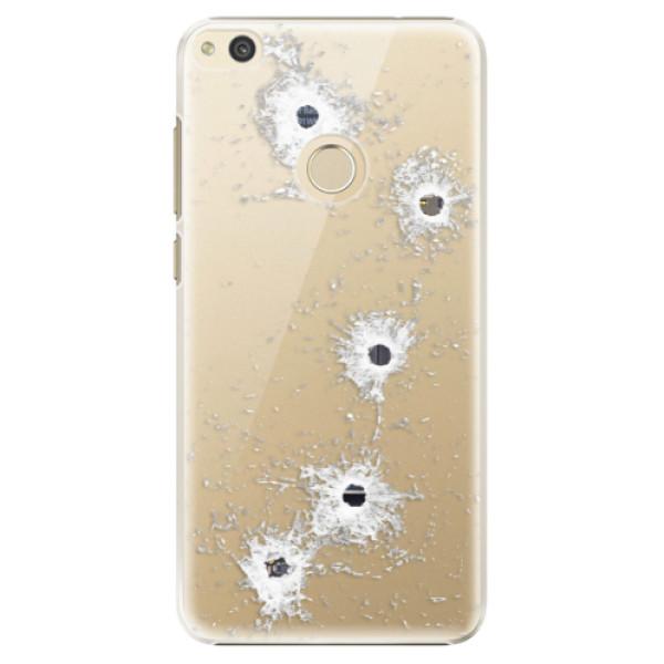 Plastové puzdro iSaprio - Gunshots - Huawei P8 Lite 2017