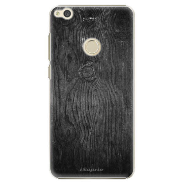 Plastové puzdro iSaprio - Black Wood 13 - Huawei P9 Lite 2017