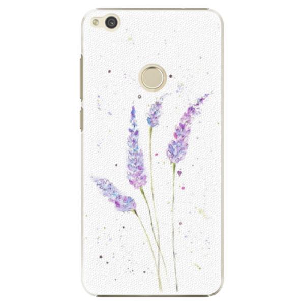 Plastové puzdro iSaprio - Lavender - Huawei P9 Lite 2017