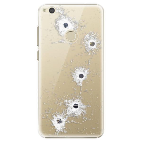 Plastové puzdro iSaprio - Gunshots - Huawei P9 Lite 2017