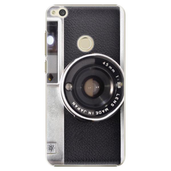 Plastové puzdro iSaprio - Vintage Camera 01 - Huawei P9 Lite 2017